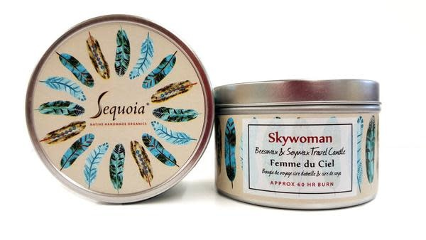 Sequoia 15 HR. Candle - Skywoman-1