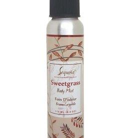 Sequoia 4oz Body Mist - Sweetgrass