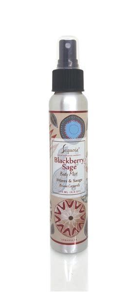 Sequoia 4oz body mist- Blackberry Sage-1