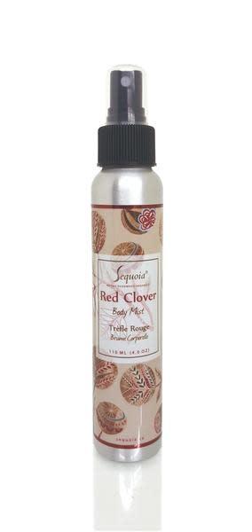 Sequoia 4oz Body Mist - Red Clover-1