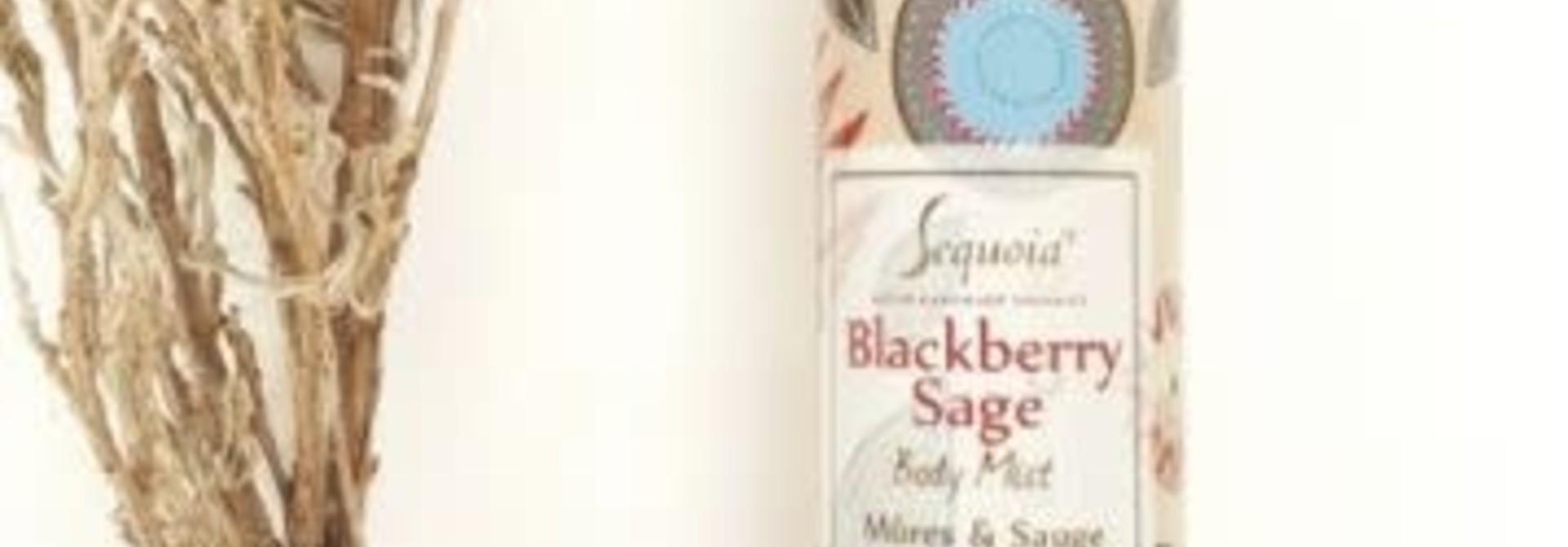 Sequoia 2.5 oz Body Mist-Blackberry Sage