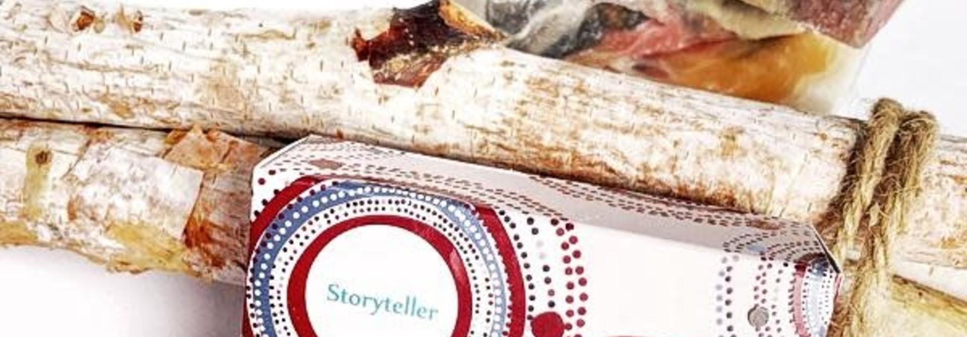 Sequoia 4 oz soap - Story Teller