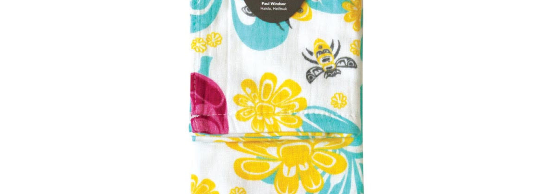 Bamboo Hand & Face Spa Towels