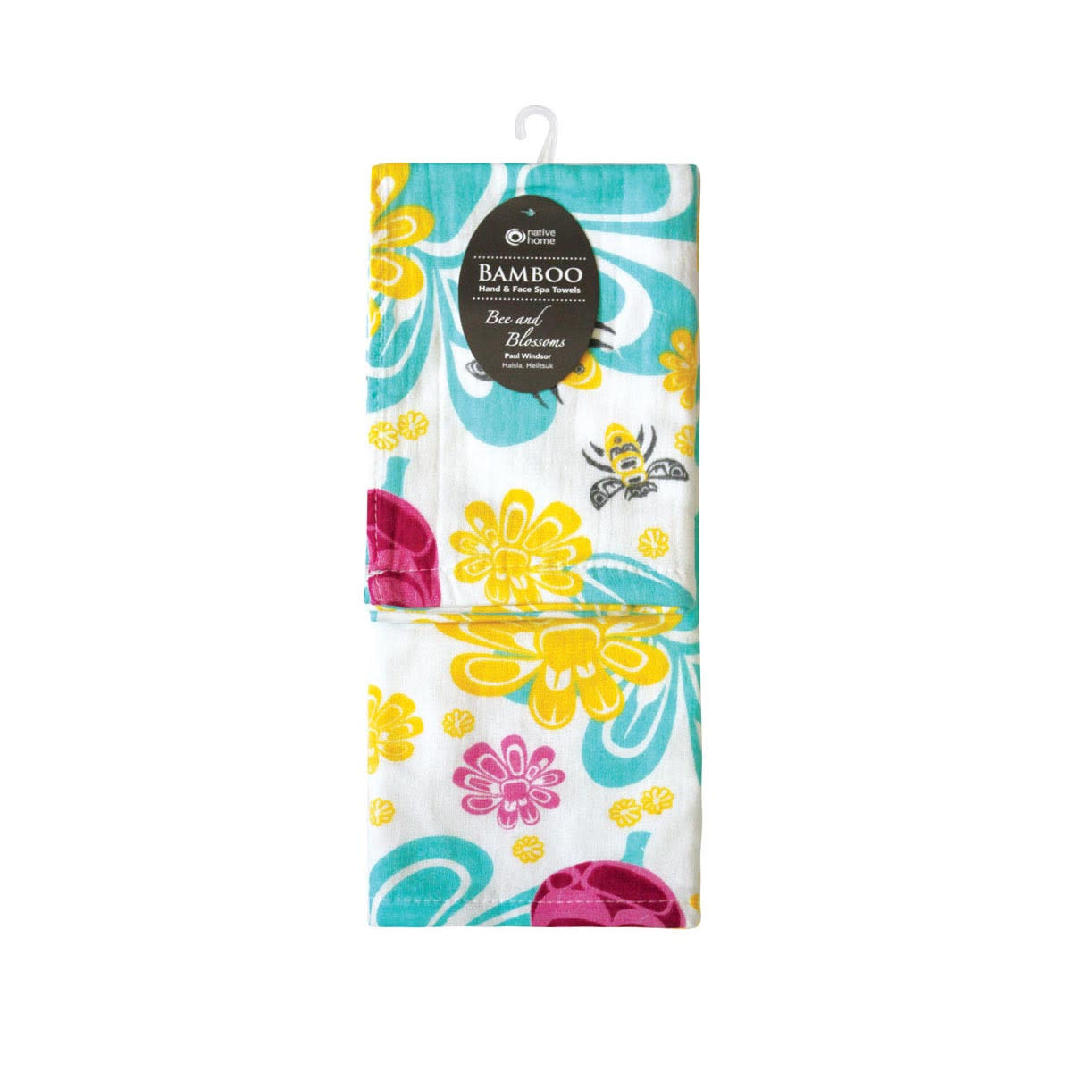 Bamboo Hand & Face Spa Towels-1