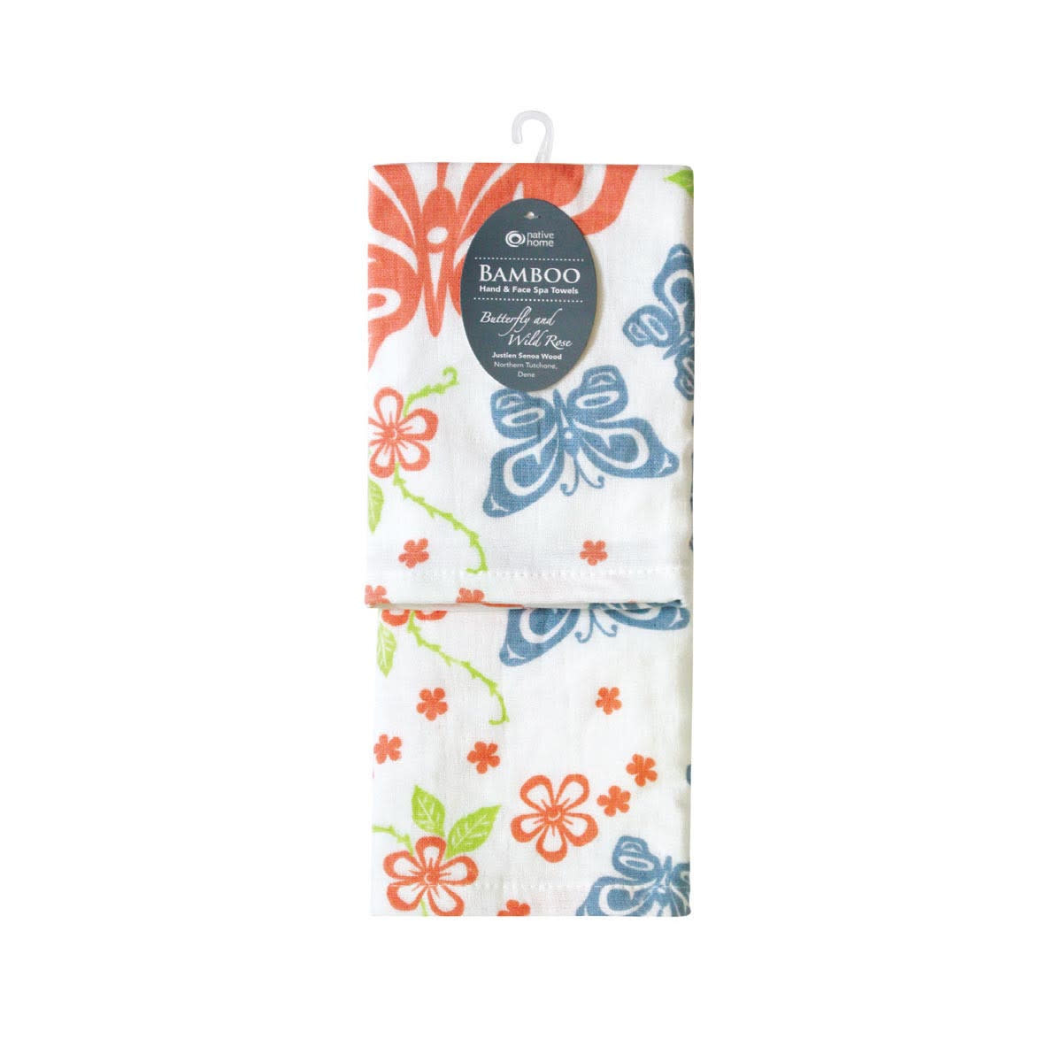 Bamboo Hand & Face Spa Towels-2