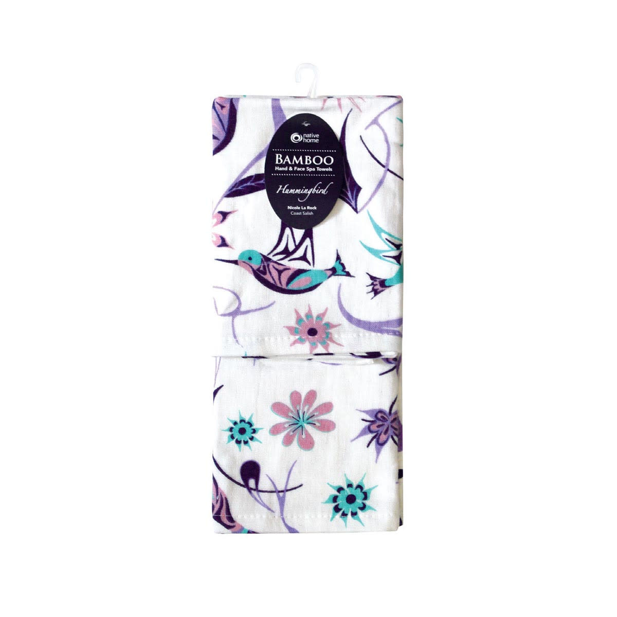 Bamboo Hand & Face Spa Towels-3