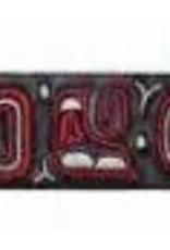 Leather Belt - Formline by Earnest Swanson