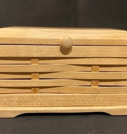 Artisan Hand Crafted Jewelry Box