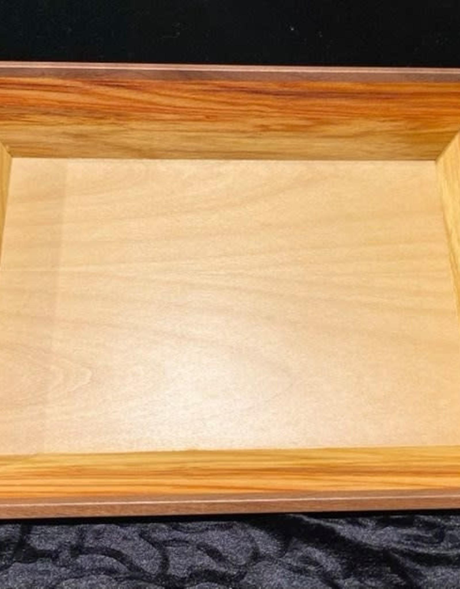 Artisan hand crafted Wooden tray