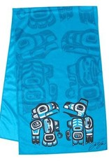 Cooling Towel- Love Birds by James Johnson