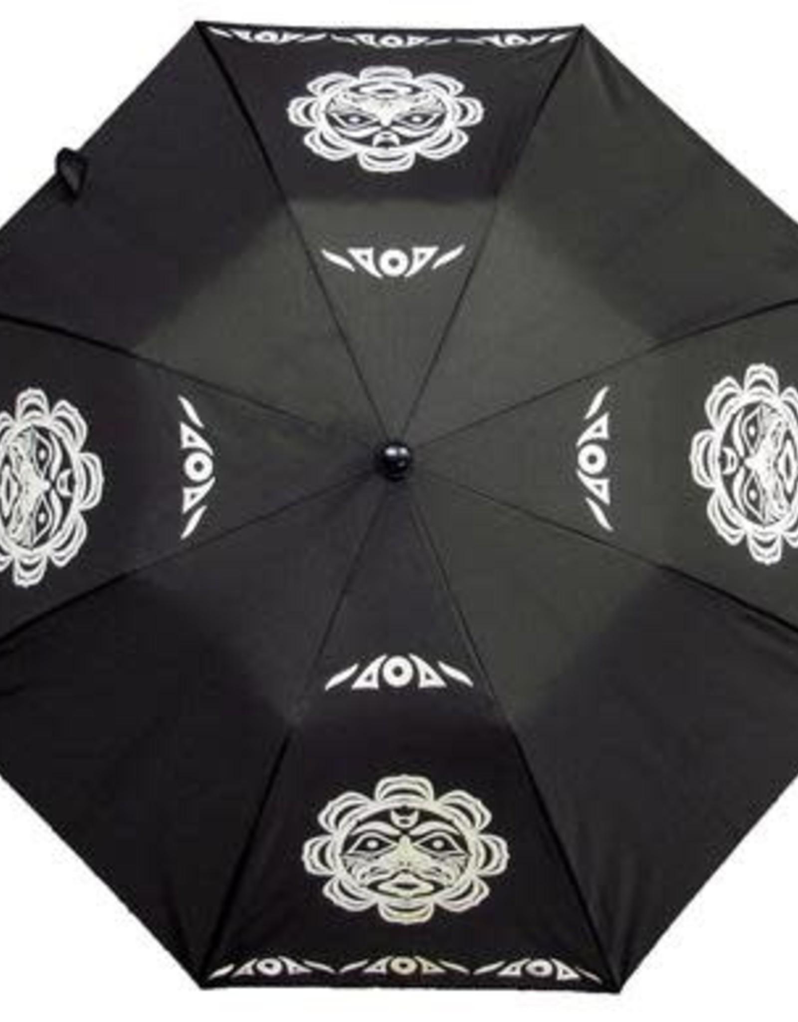 Magic Color Changing Sunface Umbrella