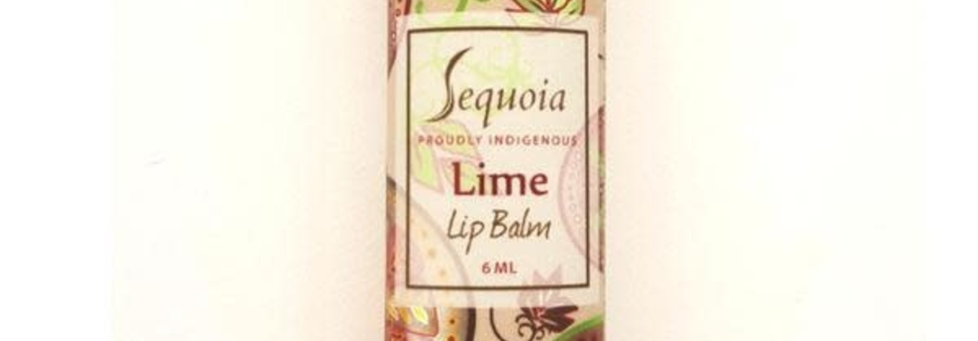 Sequoia Lime Lip Balm