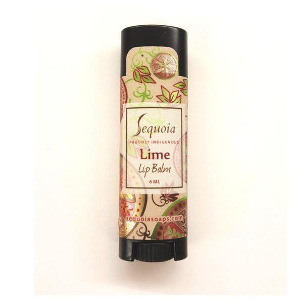 Sequoia Lime Lip Balm-1