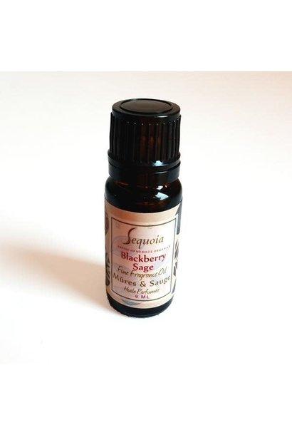 Sequoia  Blackberry Sage Fragrance Oil 9ml