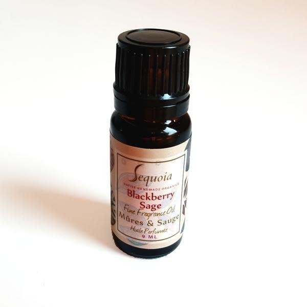 Sequoia  Blackberry Sage Fragrance Oil 9ml-1
