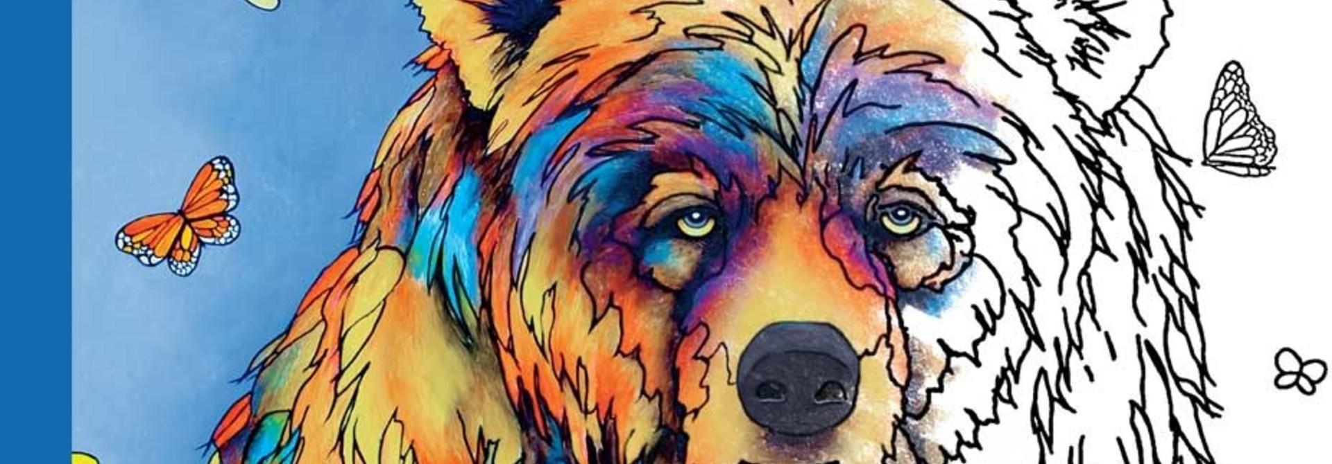 Colouring book - Micqaela Jones