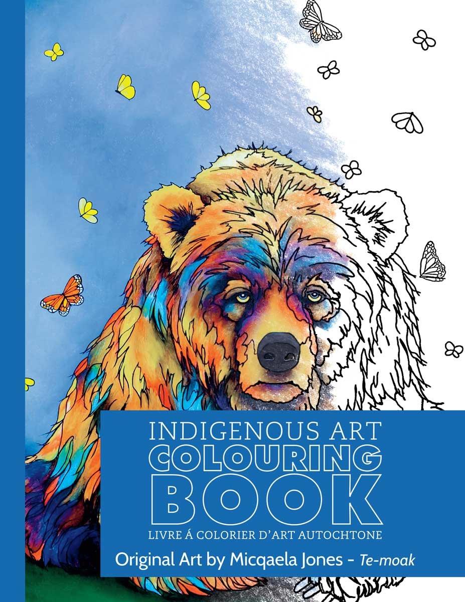 Colouring book - Micqaela Jones-1