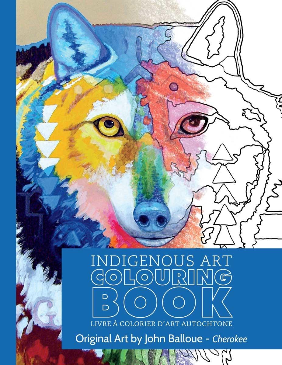 Colouring book- John Balloue-2