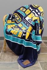 Kanata Plush Blankets
