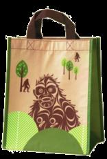 Eco Bag Small - Sasquatch by Francis Horne Sr.