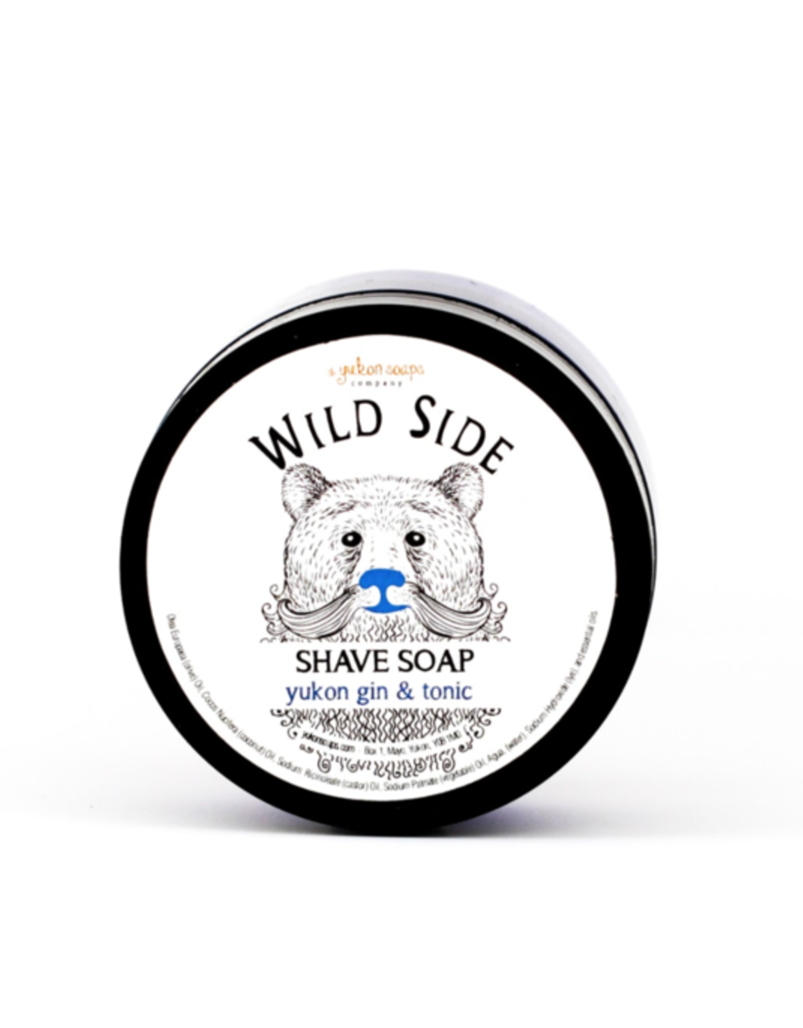 Shave Soap - Black pepper lime