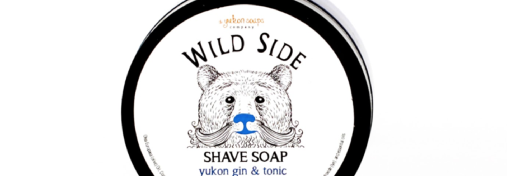 Shave Soap - Black pepper lime