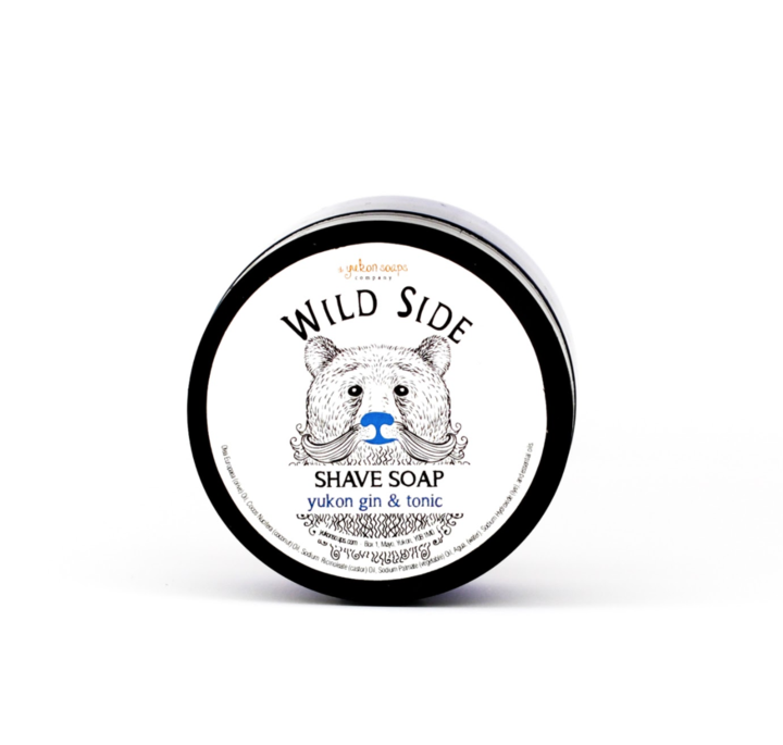 Shave Soap- the woodsman-1