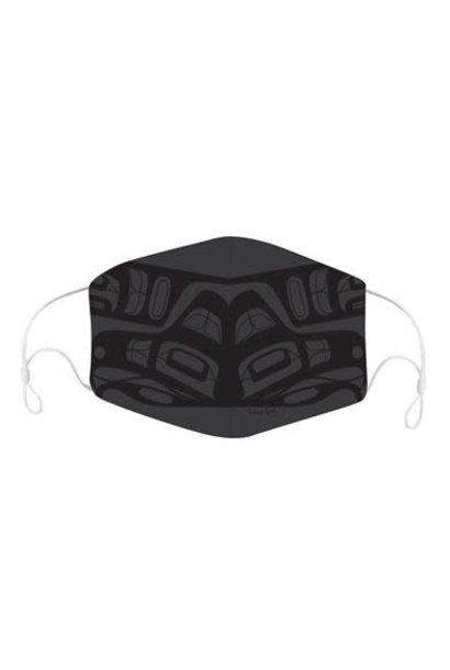 Reusable/Adjustable Face Mask with filter pocket -Eagle Freedom- Francis Dick