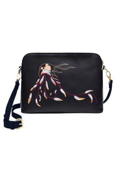 Art Bag-Eagle's Gift by Maxine Noel