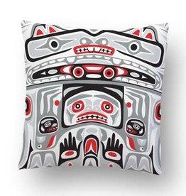 Cushion Cover -Bear Box design