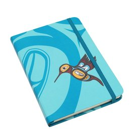 Journal-Hummingbird by Francis Dick