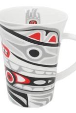 Porcelain Mug -Bear Box Design
