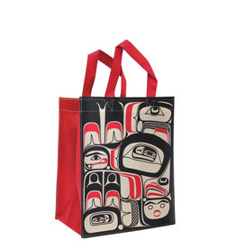 Eco Bag Small-Eagle Vision by Allan Weir