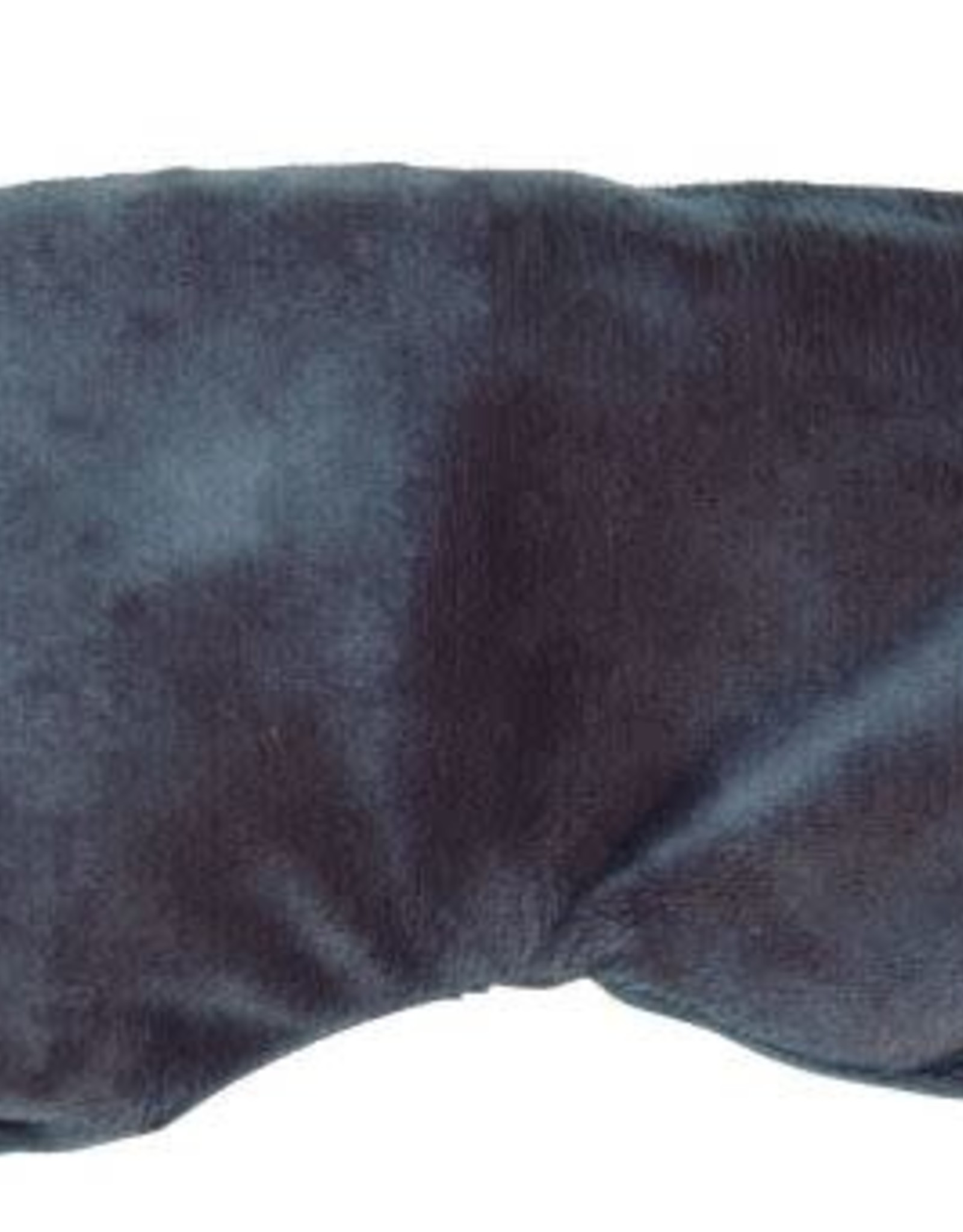 Aromatherapy Clay Bead Eye Mask-Navy/Lavender