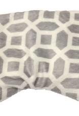 Aromatherapy Clay Bead Eye Mask-Grey & White