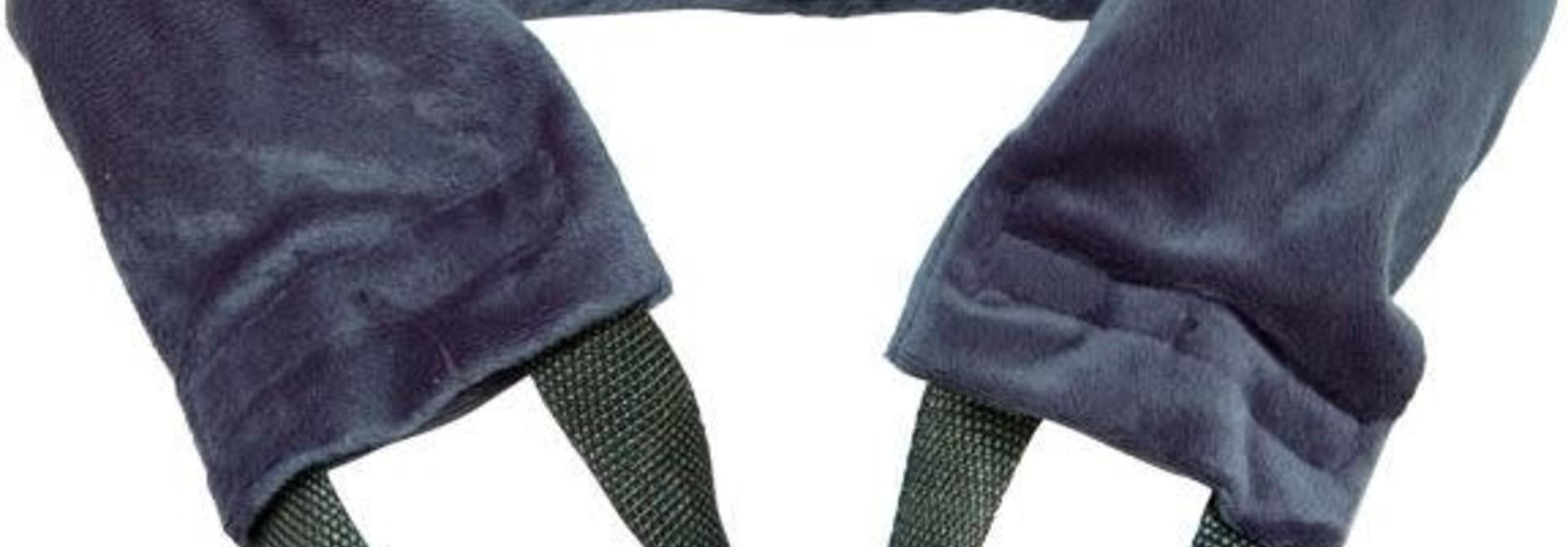 Aromatherapy Clay Bead Body Wrap-Navy/Lavender