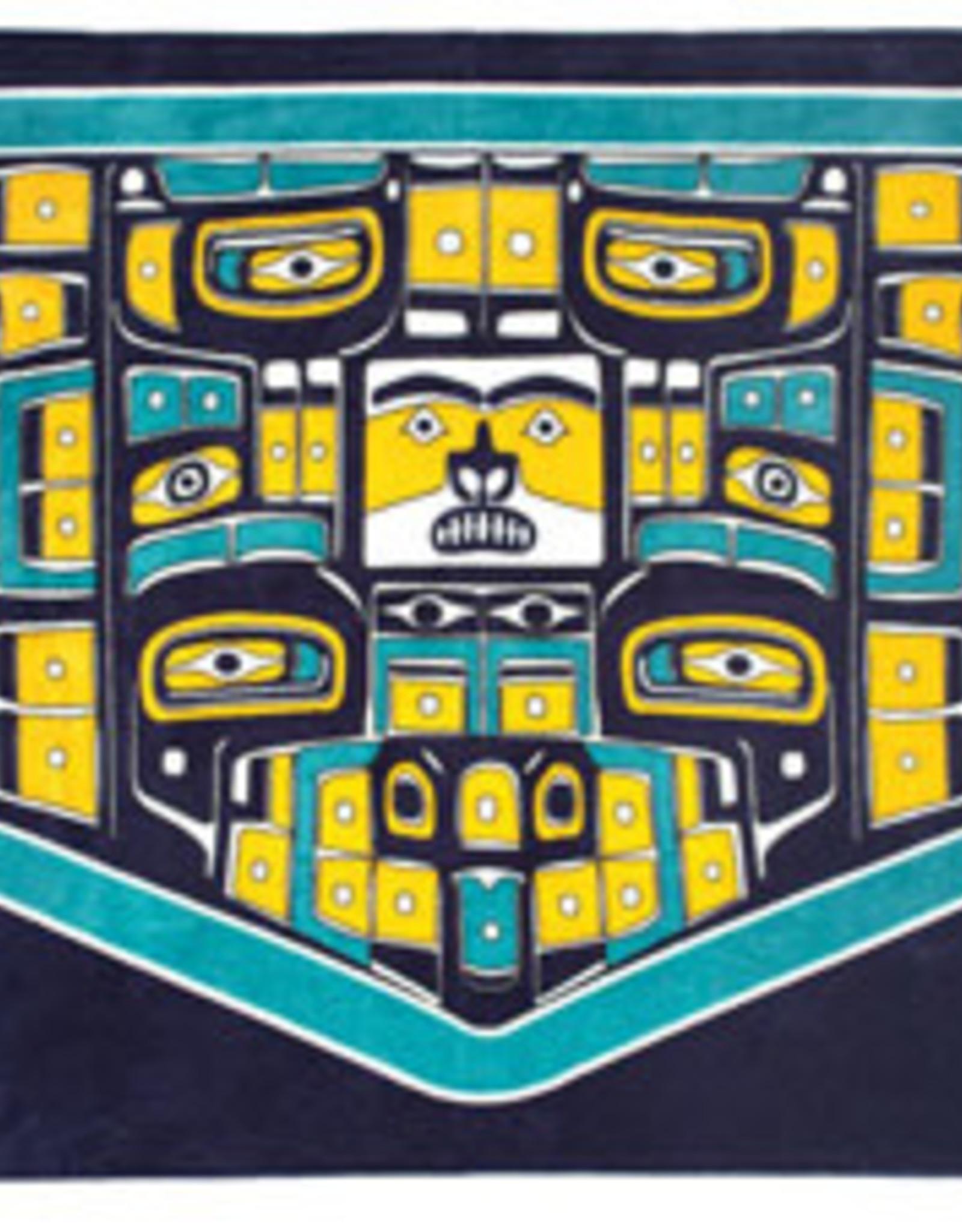 Kanata Blanket-Chilkat by Canadian Museum of Natural History