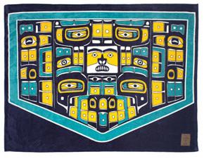 Kanata Blanket-Chilkat by Canadian Museum of Natural History-1