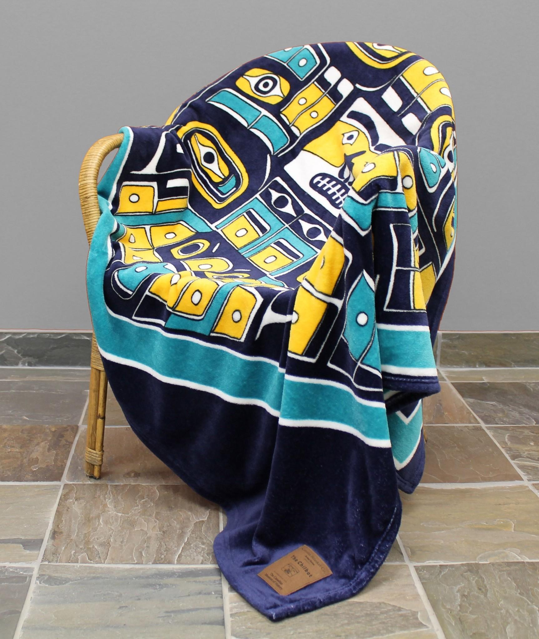 Kanata Blanket-Chilkat by Canadian Museum of Natural History-2