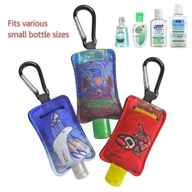 Sanitizer Bottle Holder -Hummingbird by Francis Dick-2