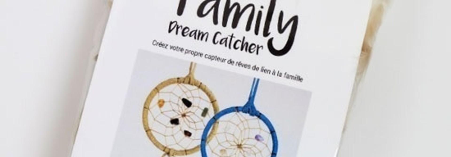 Make your own Dream Catcher kit - Family