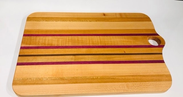 Charcuterie Board  by Maurice Lenglette-1