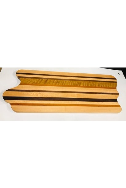 Charcuterie Board/ Various wood. By Maurice Lenglet