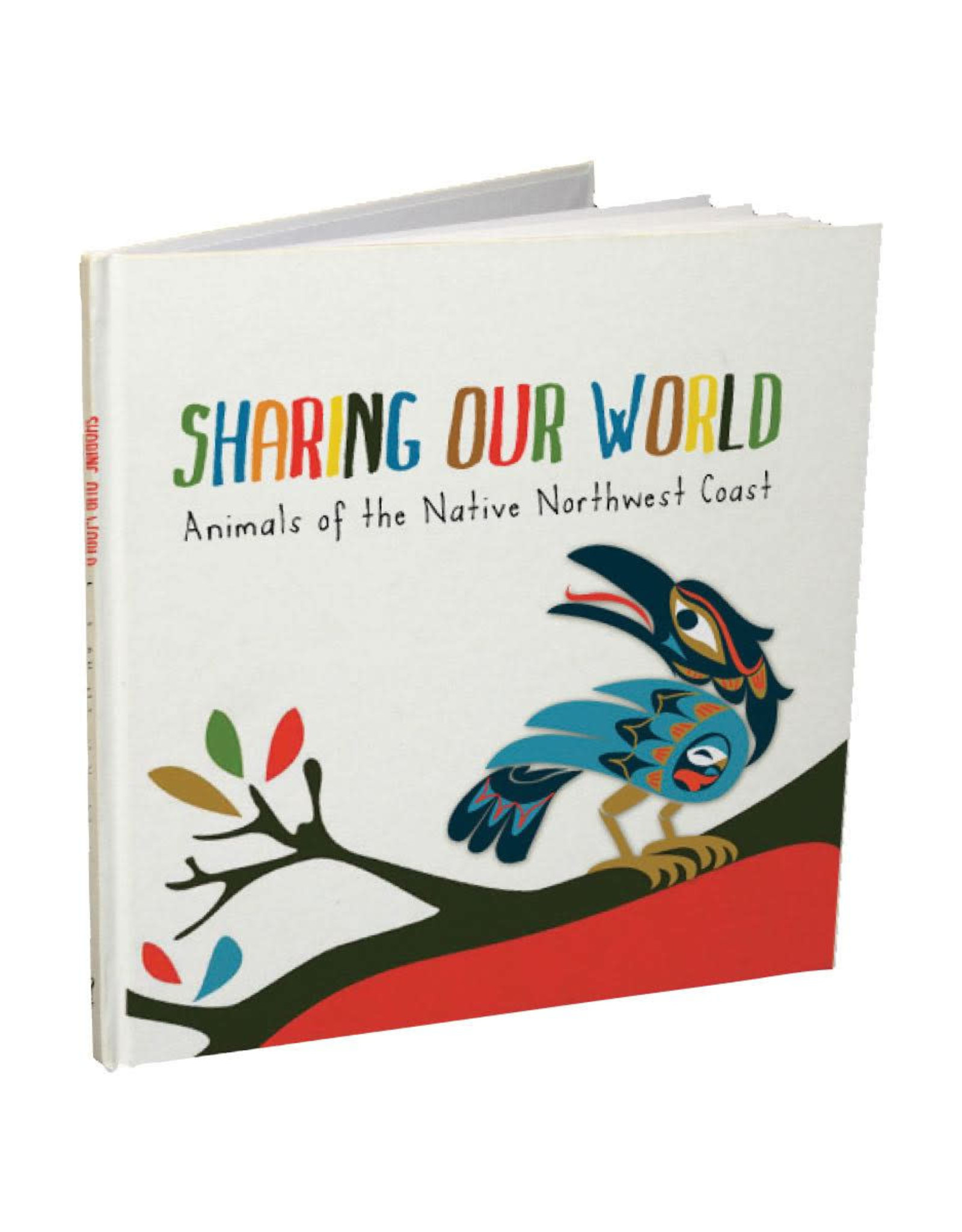 Hard Cover Book-Sharing our world