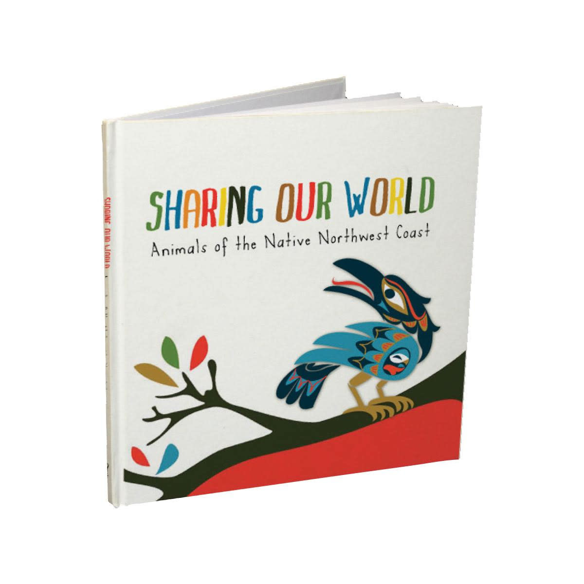 Hard Cover Book-Sharing our world-1