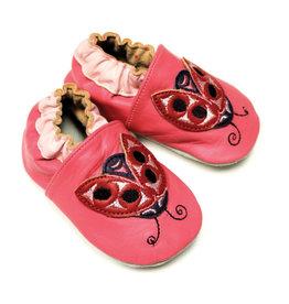 Baby Shoes-Ladybug by Doug LaFortune