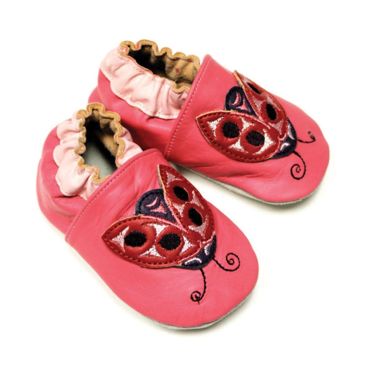 Baby Shoes-Ladybug by Doug LaFortune-1