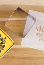 Cookie Cutter & Stencil Set-Moose Crossing by Terry Star