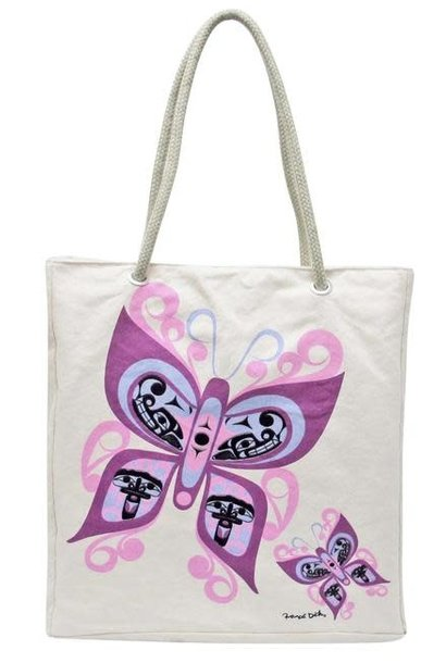 Eco Tote Bag  - Celebration of Life by Francis Dick