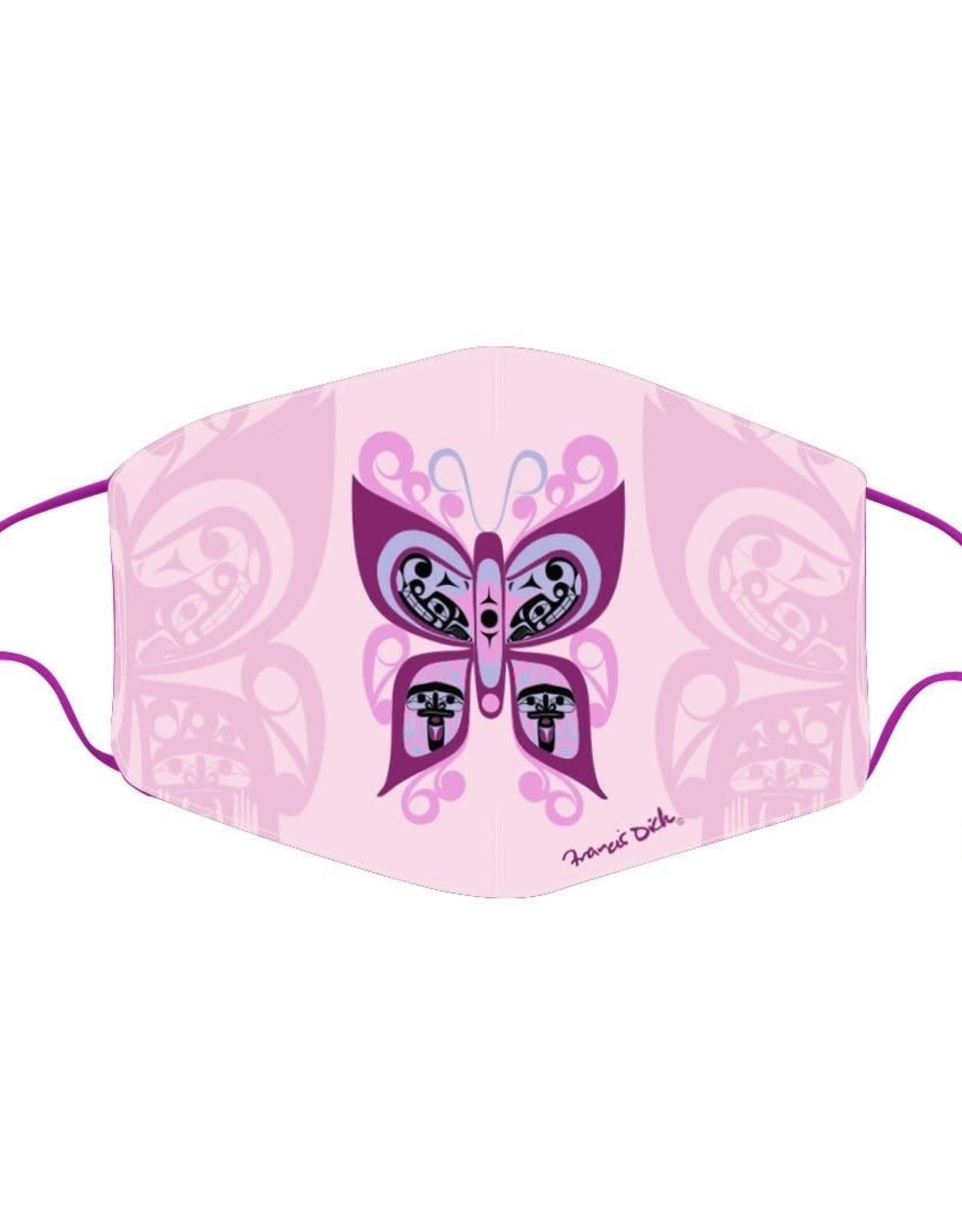 Kids Reusable Face mask- Celebration of Life -Francis Dick